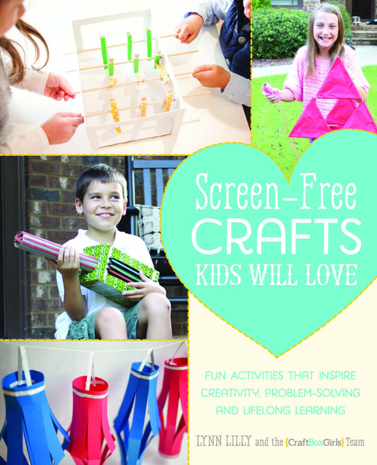 Screen Free Crafts Kids Will Love